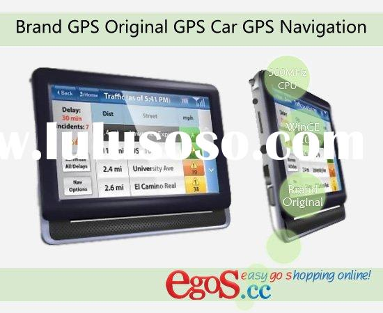 Autoradio GPS Car Navigation with 5.0 inch Touchscreen