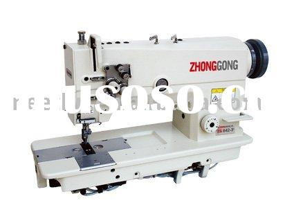 BROTHER type double needle sewing machine (ZG842-5)