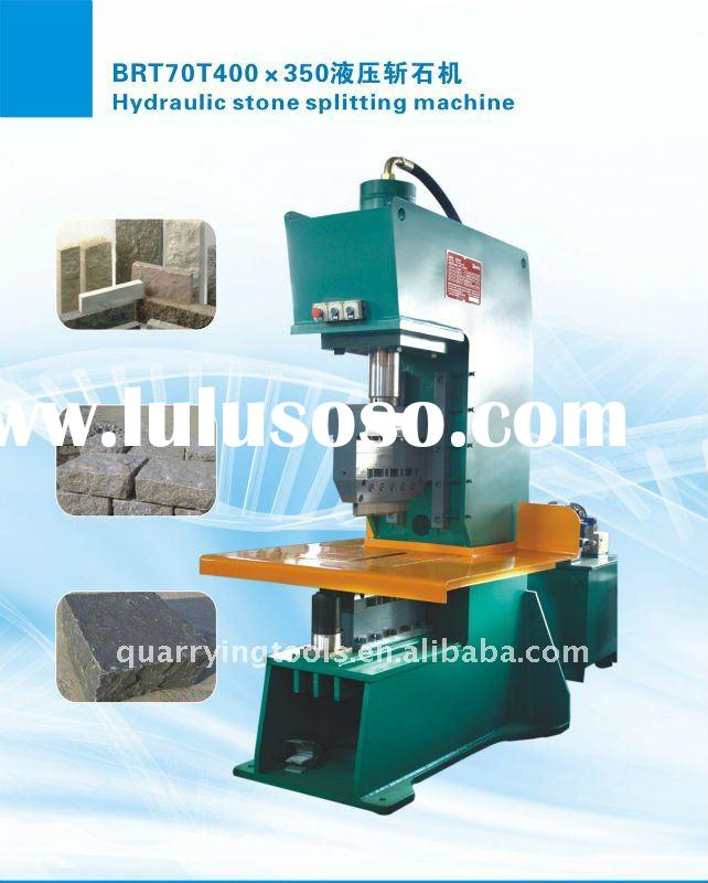 BRT 70T hydraulic stone cutting machine for marble and granite