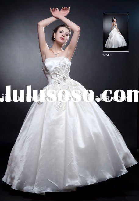 Ball Gown Empire Waist Wedding Dresses (9920)