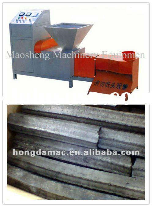 Briquette Extruder Machine popular in South Africa, wood briquette, biomass briquette