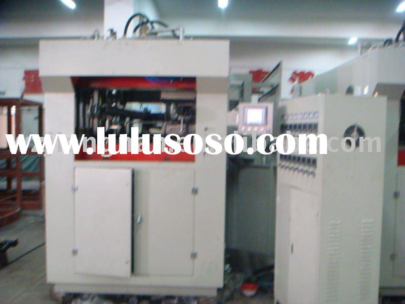 CK-660C Multifunctional Full Automatic Plastic cup making machine