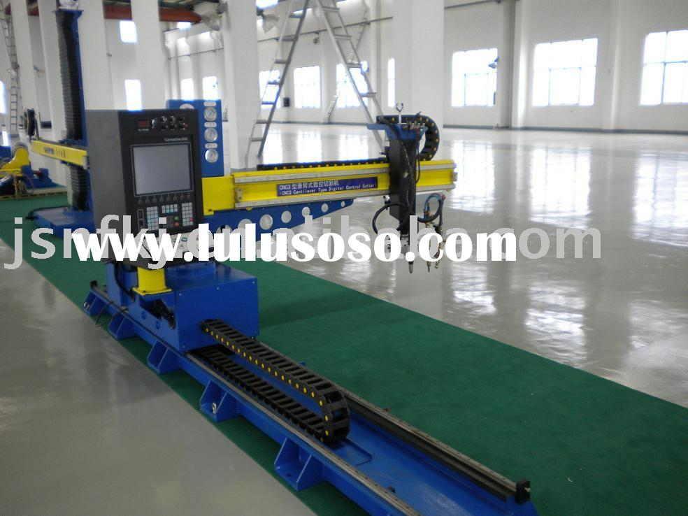 CNC Cantilever Type Flame and Plasma Cutting machine