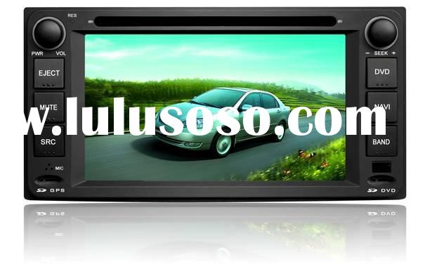 Car DVD player for TOYOTA corolla(Ex), land cruiser,Vitz,Vios,hilux(TID-8910)