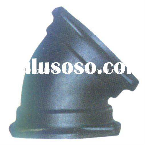 Iron pipe elbow manufacturers in lulusoso