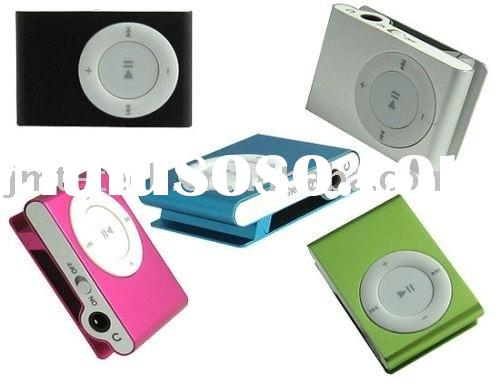 Cheap Mini Usb mp3 Portable Digital Media Audio Multimedia Electronic Music Consumer player PMP 1GB