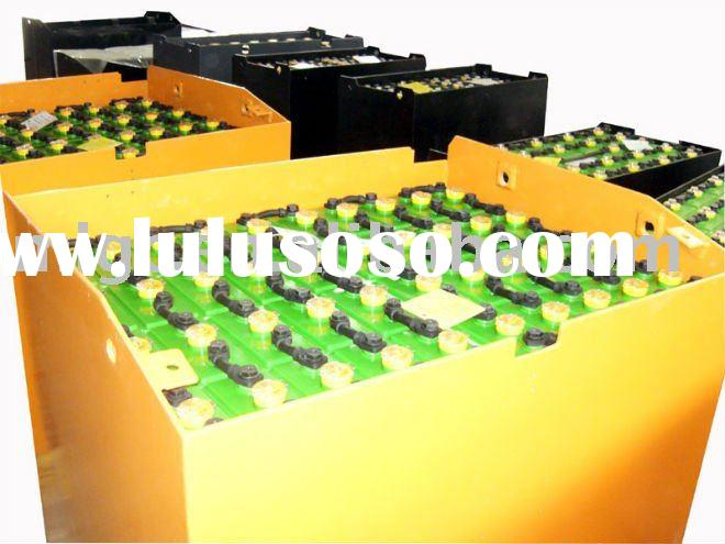 China DIN Standard 8PZS800 Traction Battery For Forklift
