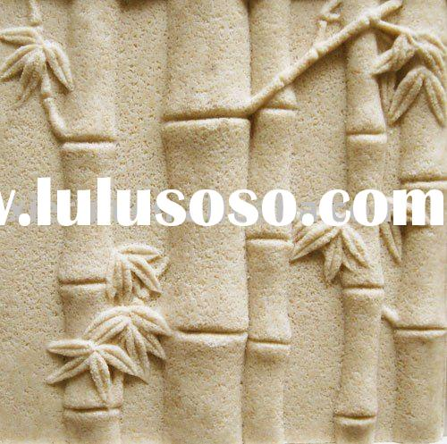 Chinese 2011 latest designed indoor or outdoor decorative wall panel/TV panel/wall slate