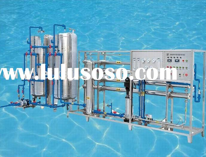 Commercial RO Water Purifier industrial Water Treatment System