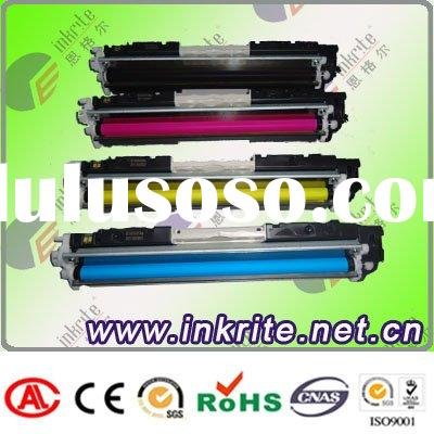 Compatible Color toner cartridge CE310 CE311 CE312 CE313 for Hp
