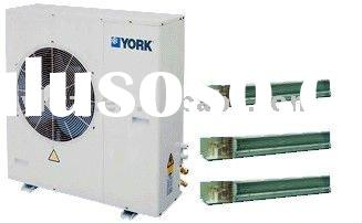 Concealed type horizontal air conditioner