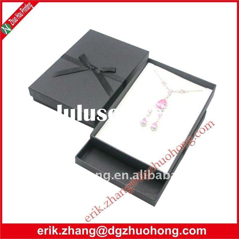 Customized luxury jewelry boxes,for bracelet,necklace,ring