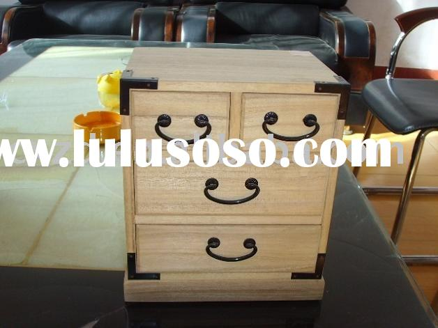 Decorative wooden gift boxes