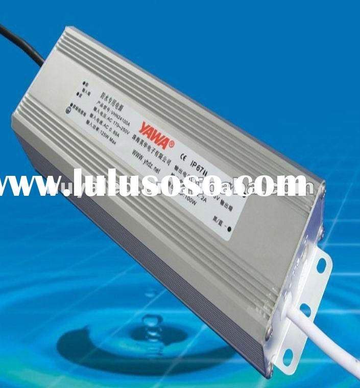 Dimmable 10W-1600W high power led driver
