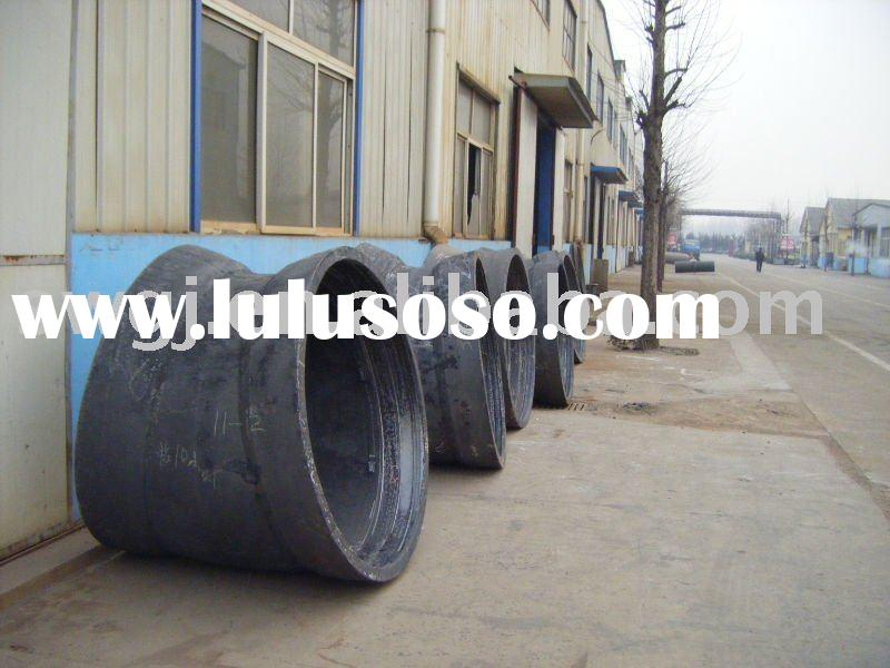 Ductile iron bend fitting for DI pipe--- process procedure