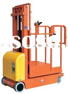 Electric Aerial Order Picker(Dual masts)