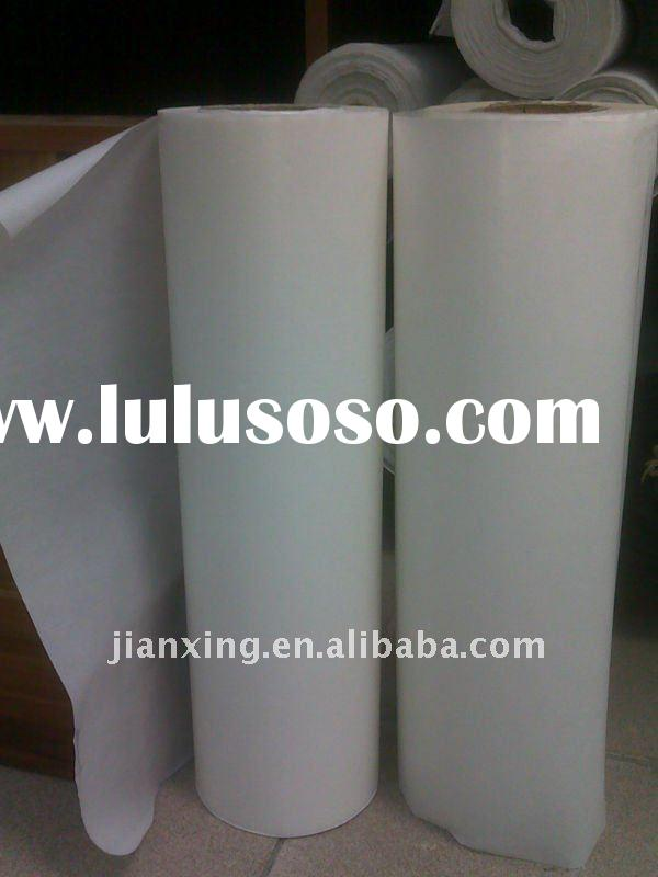 Embroidery hot melt adhesive film
