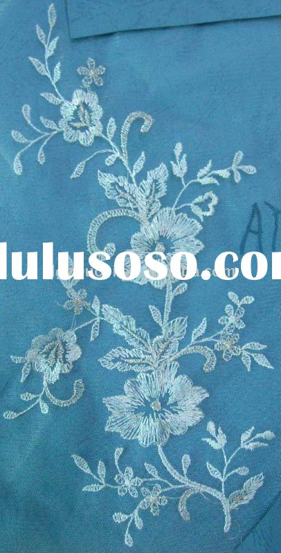 Embroidery lace motifs for dress,home textile decoration