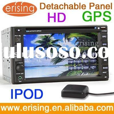 Erisin 2 Din HD Touch Screen Auto Stereo Bluetooth GPS Radio USB SD TV