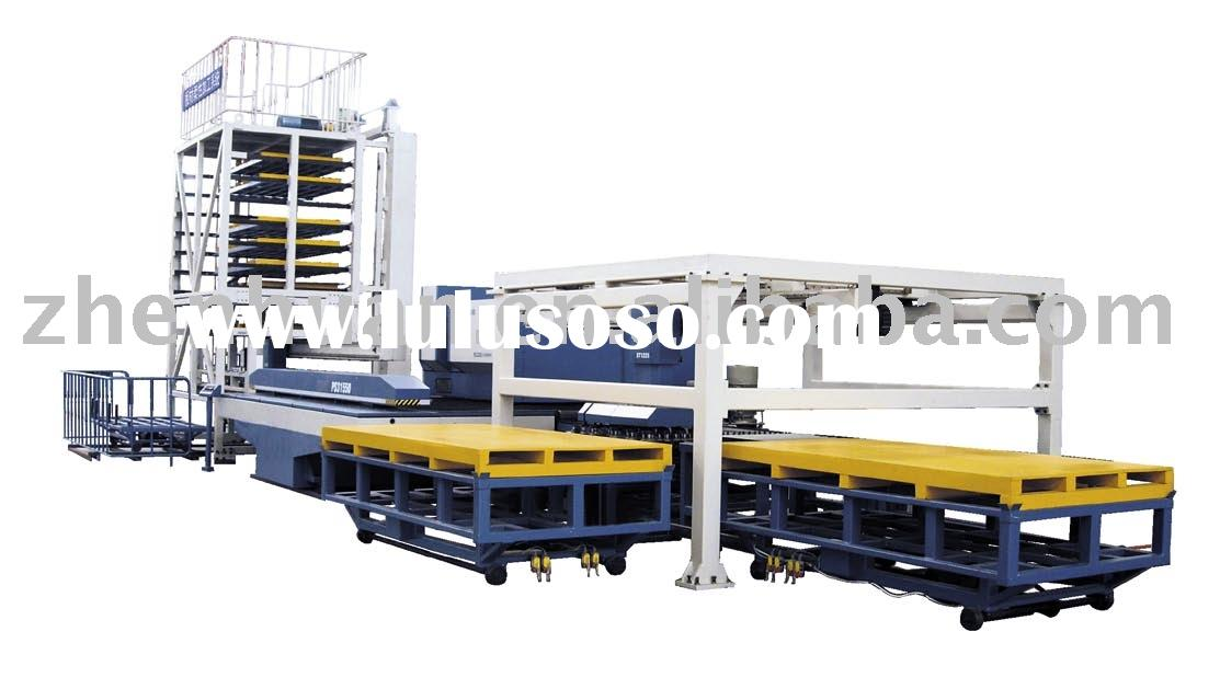 FMS steel sheets flexible manufacturing system,steel sheet punching & cutting system,steel sheet
