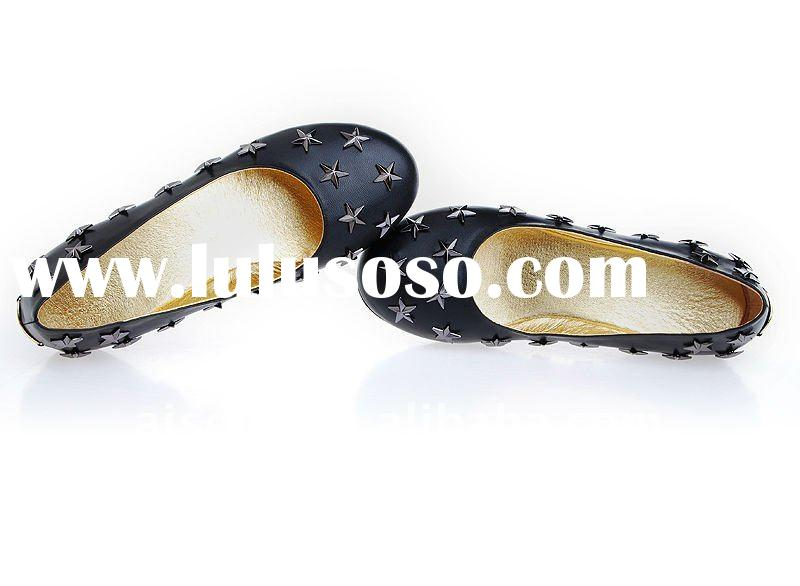 Fashion 2012 large size shoes for women
