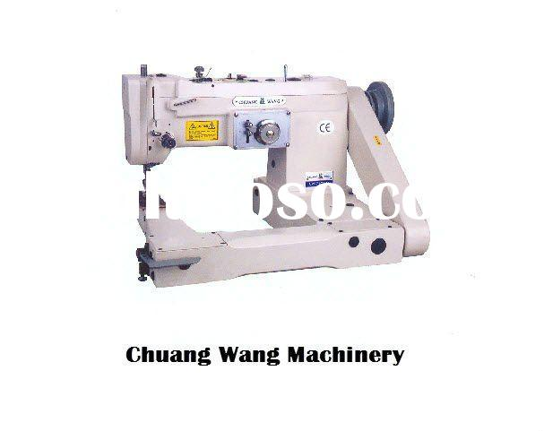 Feed Off the Arm Upper & Lower Feed Zig Zag Industrial Sewing Machine