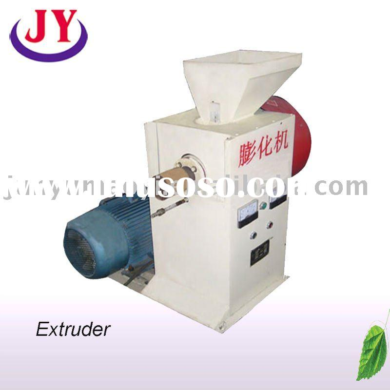 Feed extruder Mainly used in food extrusion, extruded animal feed or a single raw material can be us