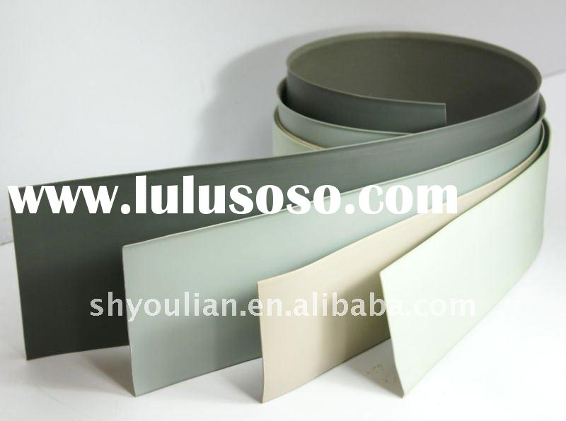Floor Tile Baseboard PVC Skirting Board Flooring Accessories