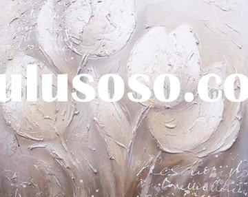 Floral oil painting Wall decoration Canvas oil painting