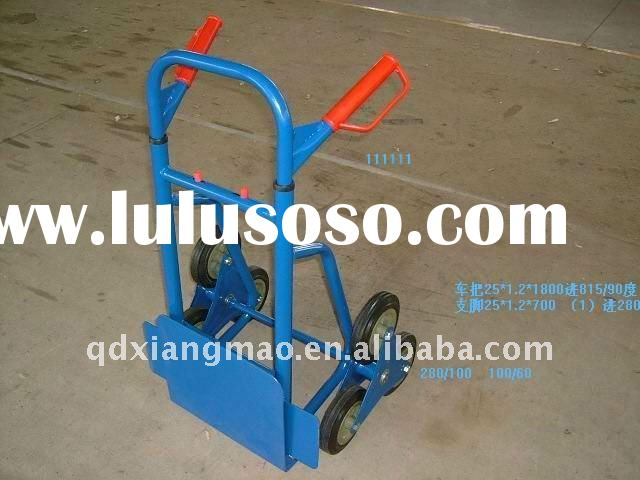 Folding stairs climbing hand trolley HT2086H with good quality and competitive price