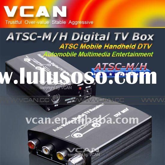 For Kroea ATSC-MH car DTV digital TV receiver STB tuner