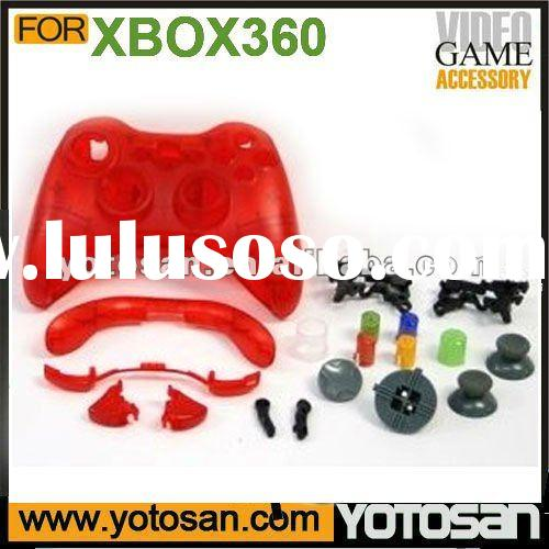 For xbox360 xbox 360 controller shell repair parts
