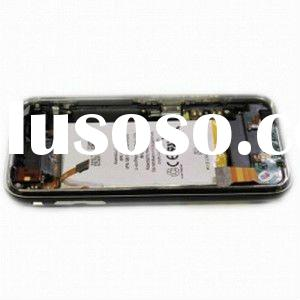 Full Back Cover Assembly for iPhone 3GS White 16GB