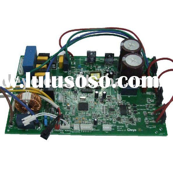 Full DC inverter air conditioner controller