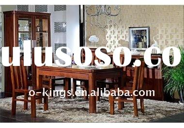Full wood dining room furniture set