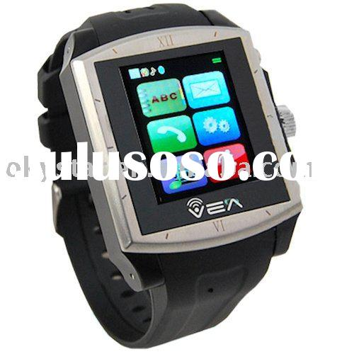 G9 Quad band 1.5 inch Touch Screen water proof watch mobile phone with camera and GPS