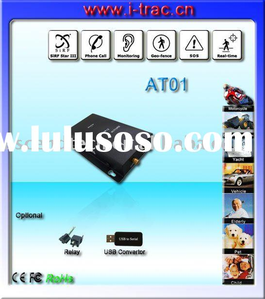 GSM GPRS SMS GPS tracker support online web based fleet monitoring software