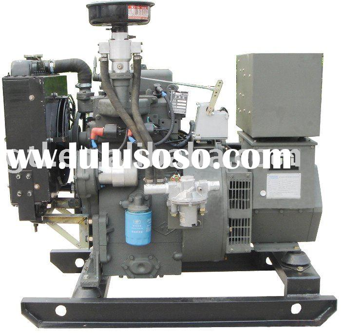 GTL Natural Gas engine generator set