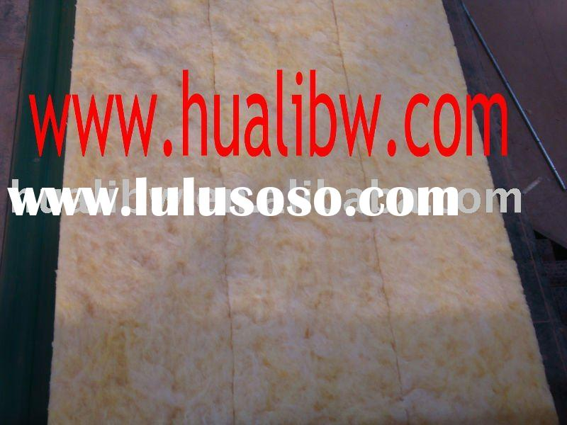 Glass Fibre Thermal Acoustic Insulation Blanket