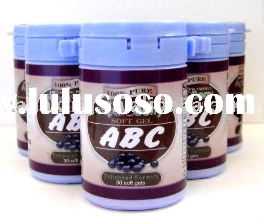 Herbal Slim Capsule ABC Acai Berry Soft Gel