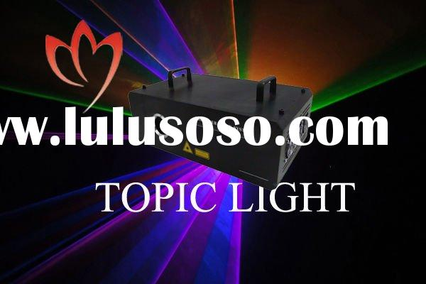 High Power 3.5W RGB Stage laser Light