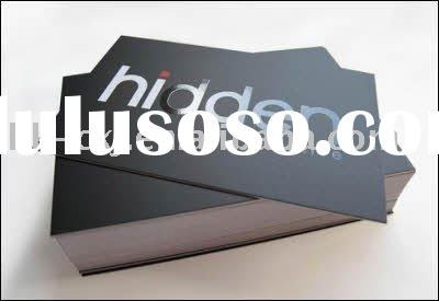 High Quality Plastic Business Card