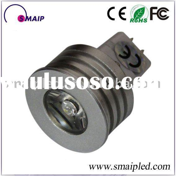 High power mr11 3w dimmable led spots