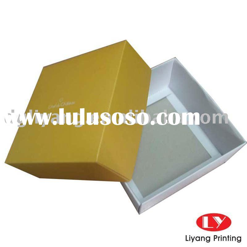High quality Gift Paper box