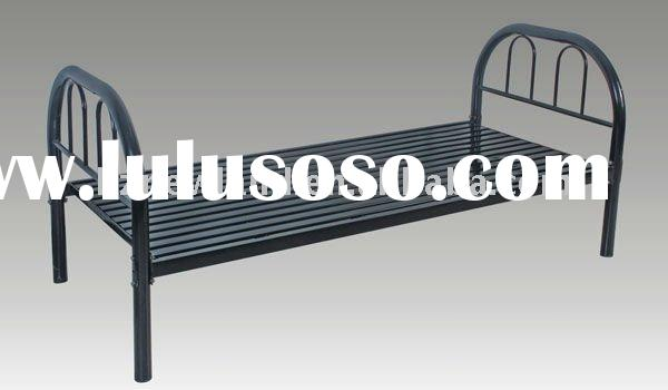 High quality and reasonable price metal single bed