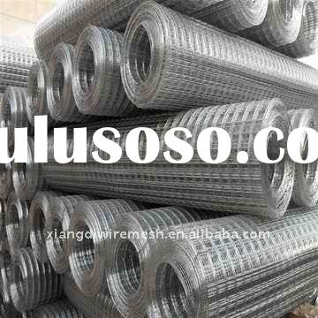 Hot dip galvanized steel wire mesh
