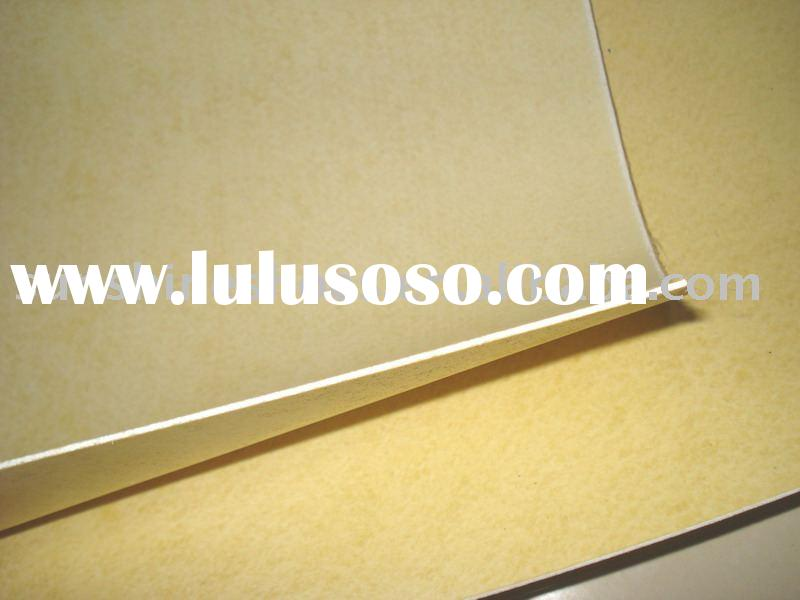 Hot melt adhesive Chemical Sheet with hot melt adhesive shoes material