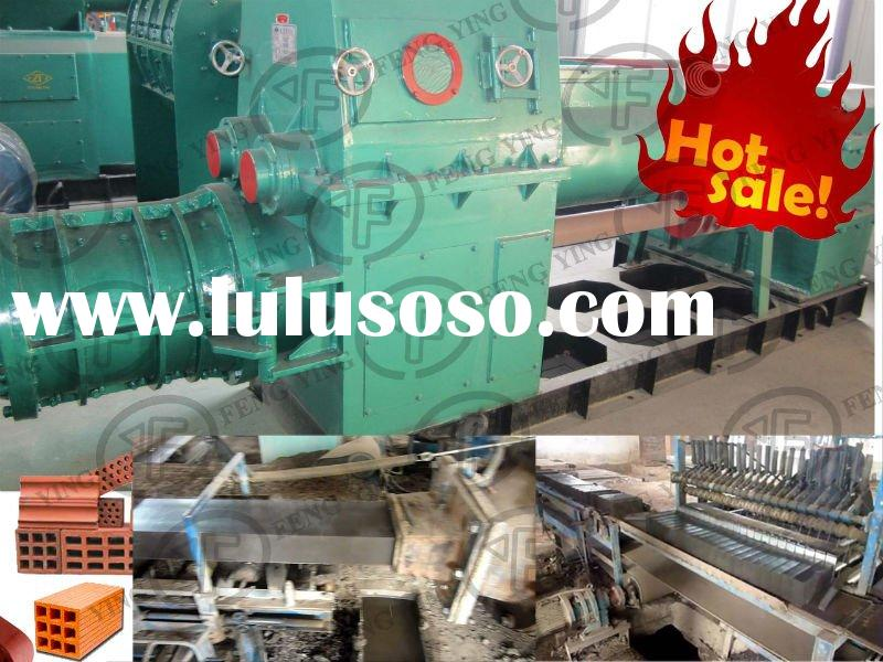 Hot sale in India!! YF mud brick plant,clay brick manufacturing machine