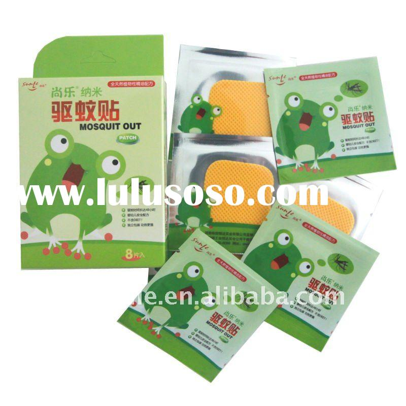 Hot sale --- long effective mosquito coil / repellent patch