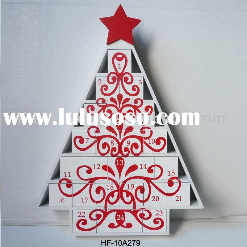Unfinished 3d wooden advent calendar boxes unfinished 3d wooden